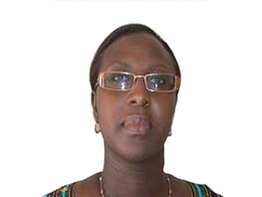 Bineta Mbaye SAMB, Maitrise en Sociologie Responsable Service Administratif